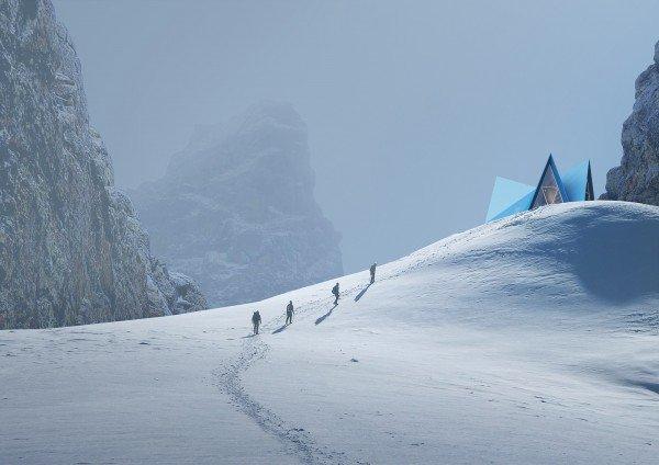 Skyli-refugio-trekking-Islandia-TheLuxryTrends