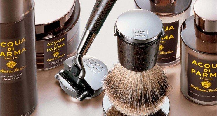 Collezione Barbiere de Acqua di Parma, el elegante afeitado al estilo italiano