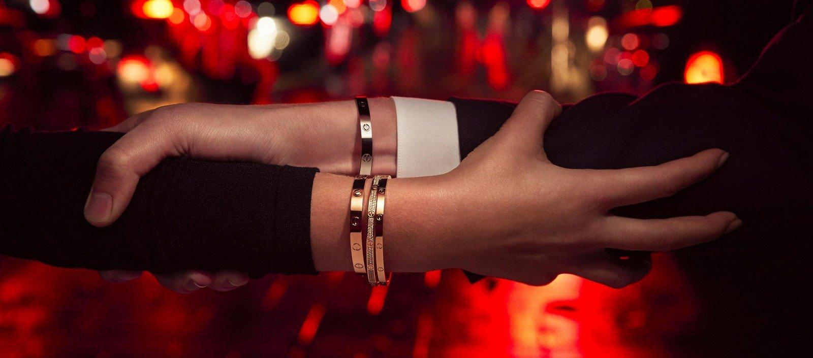 Love de Cartier, el símbolo del amor