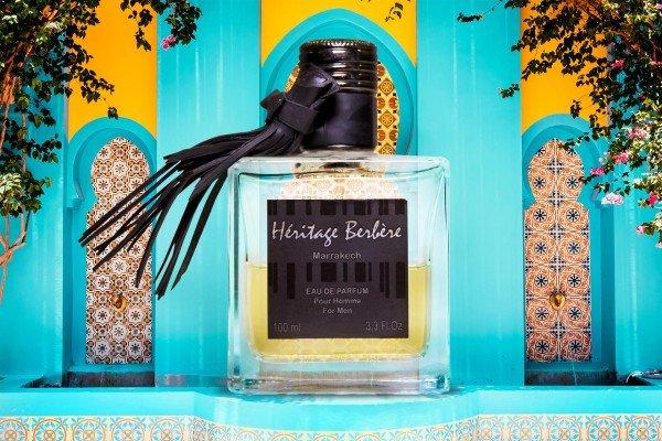 Héritage Berbère, el aroma de Marrakech