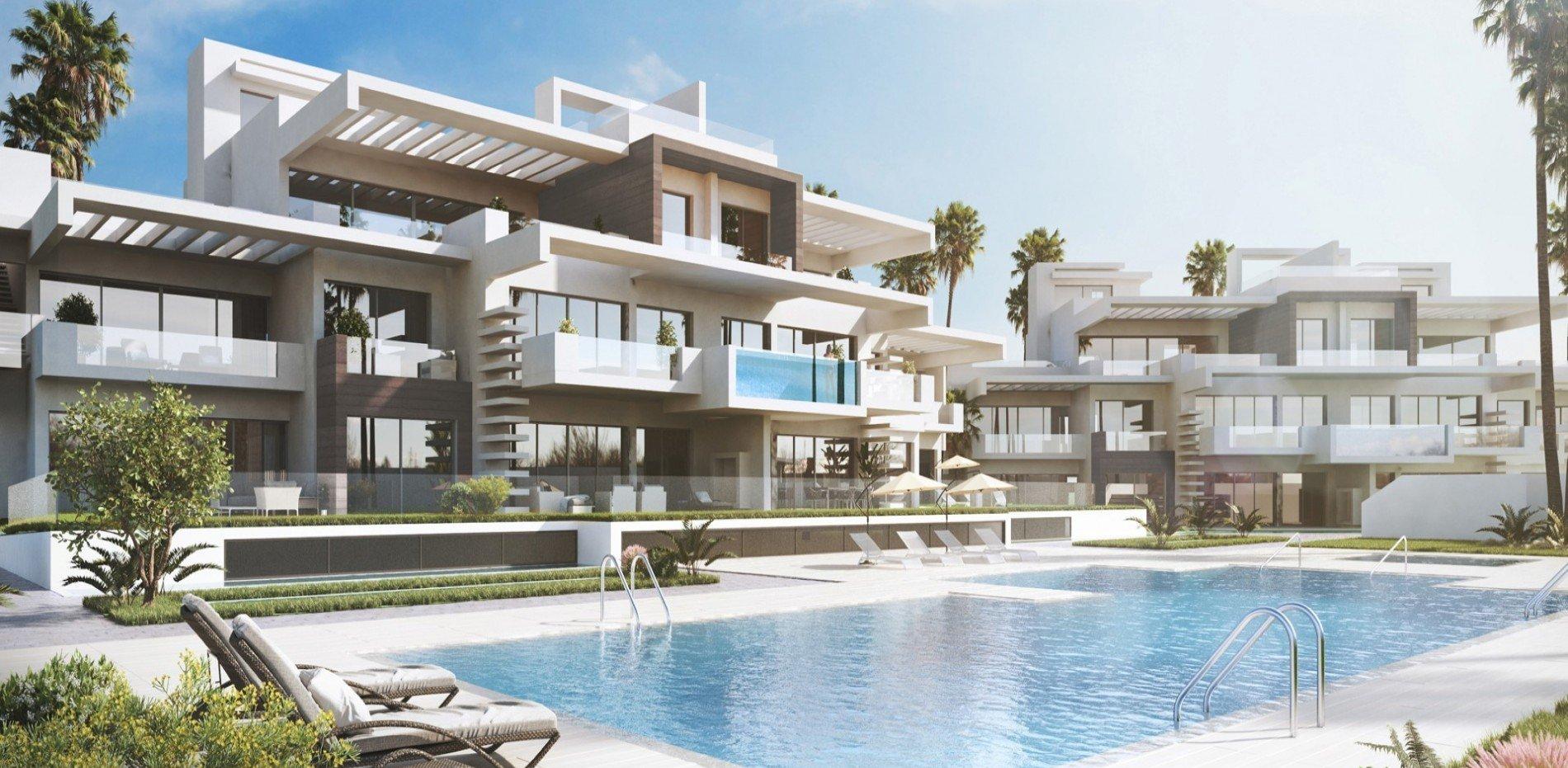 La Meridiana Suites: vivir en casa como en un resort de lujo