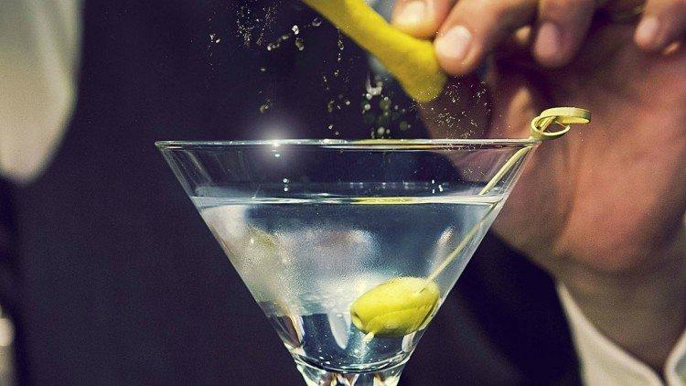 Dry Martini… sin fronteras!