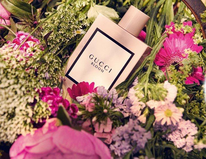 El jardín imaginario de Gucci Bloom
