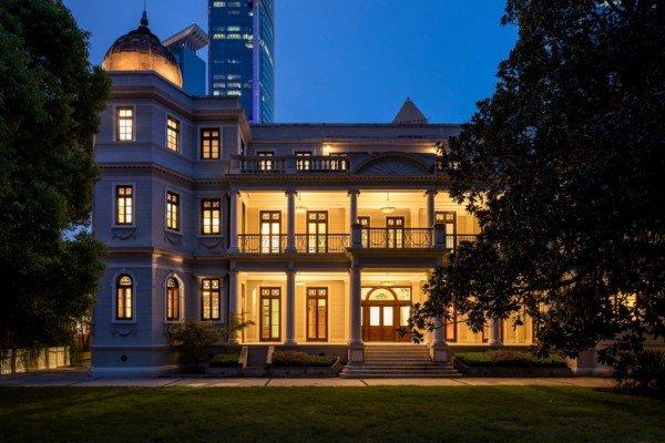 Rong Zhai, la mansión china de Prada