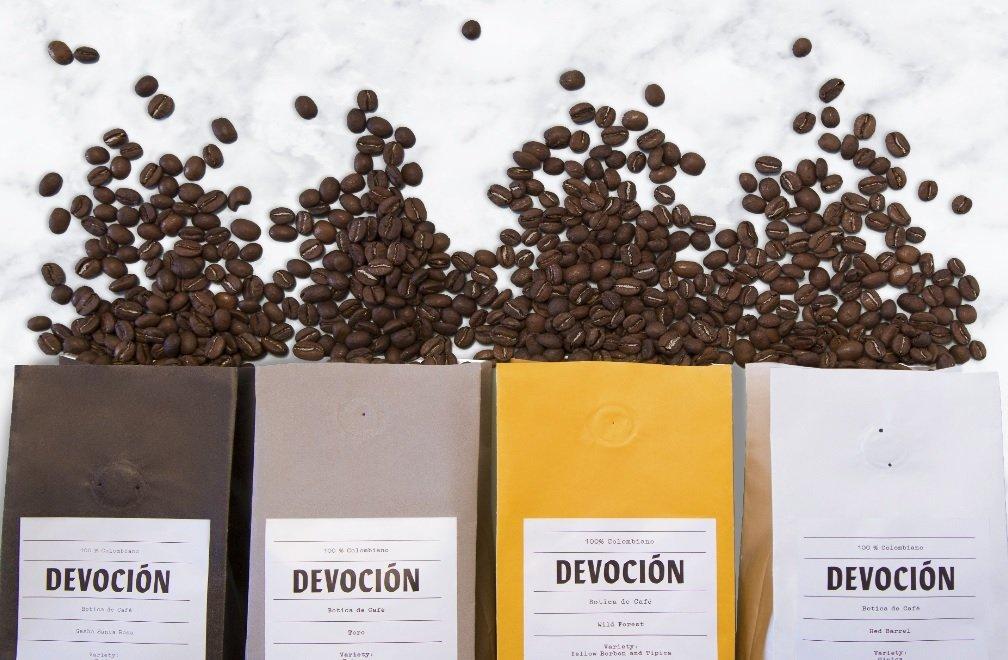Devoción … el lujo del sabor de la Colombia profunda