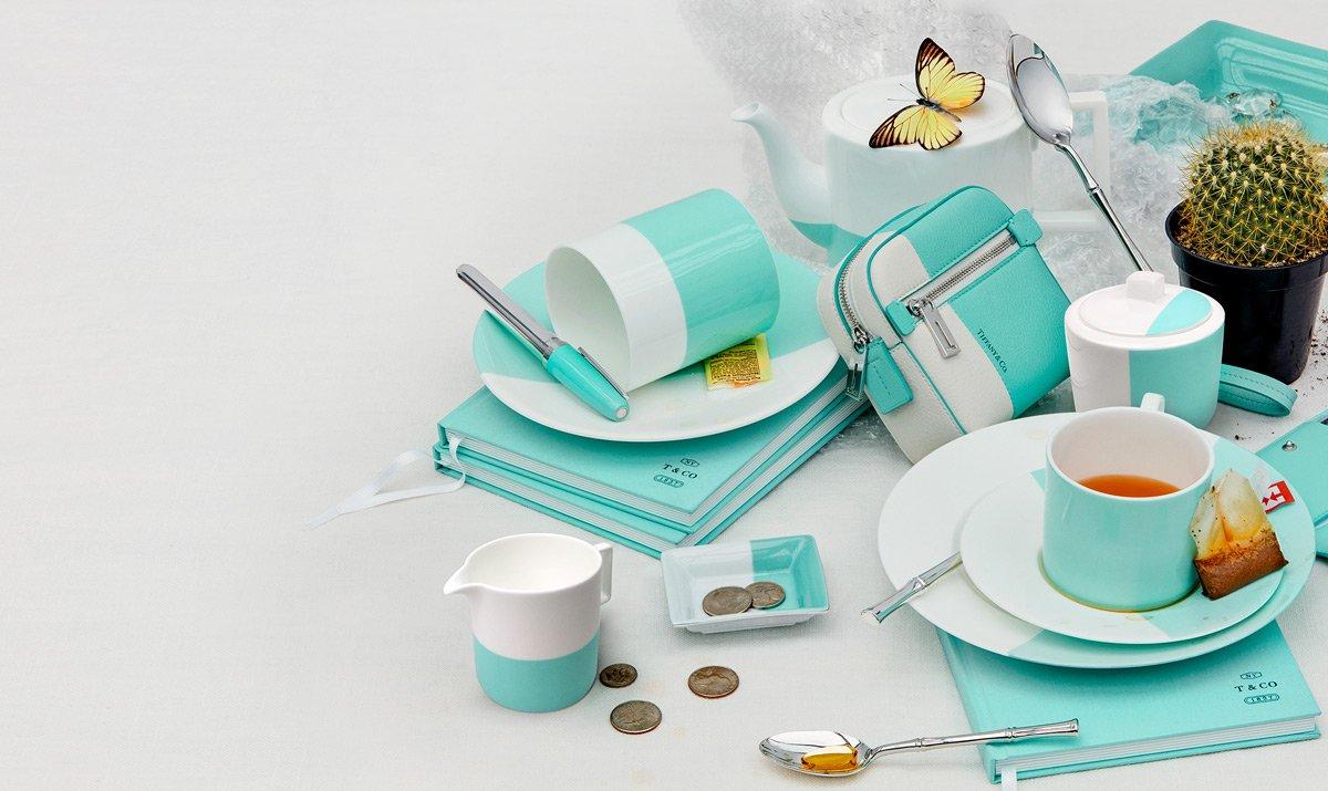 Desayuno con Diamantes en el nuevo café de Tiffany & Co.