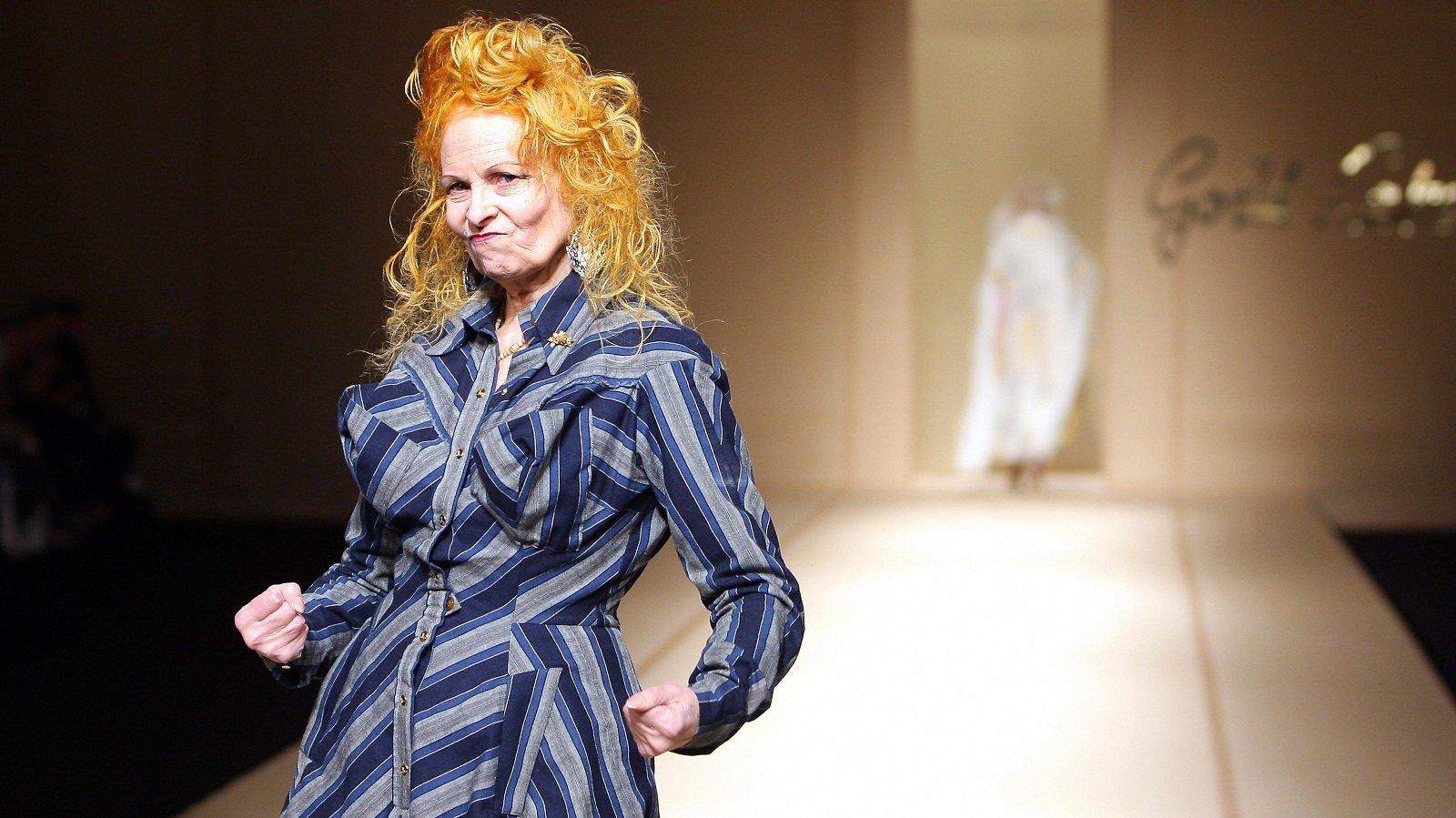 El lujo irreverente de Vivienne Westwood