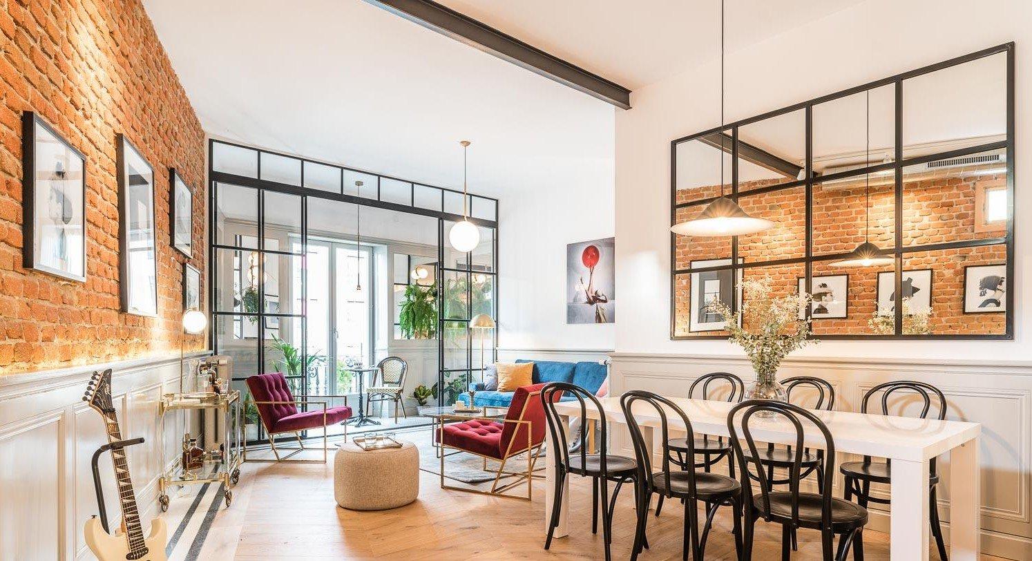 Nordic Standard, viviendas de lujo con obras de arte incluidas