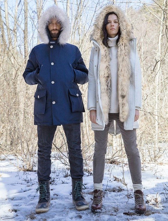 Woolrich-modelos-TheLuxuryTrends