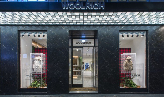 Woolrich-store-Milan-TheLuxuryTrends