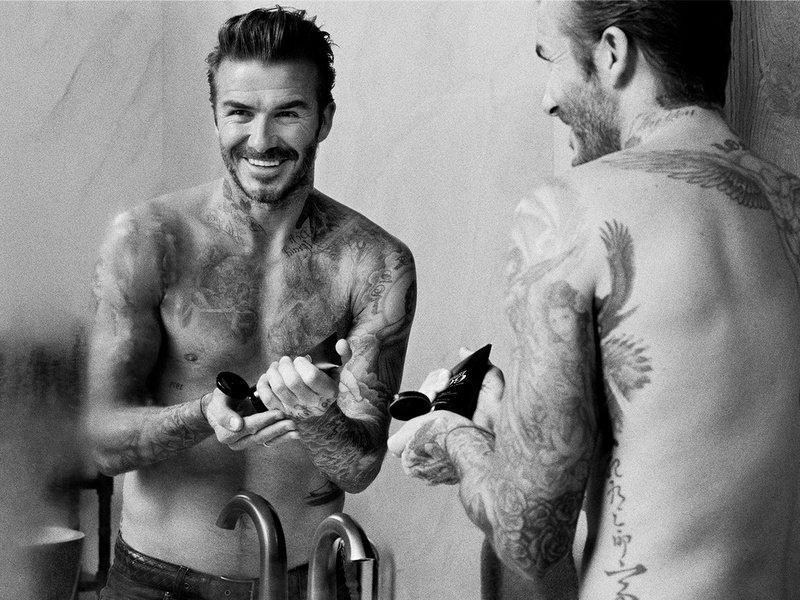 House 99 o cómo conseguir el estilo de David Beckham