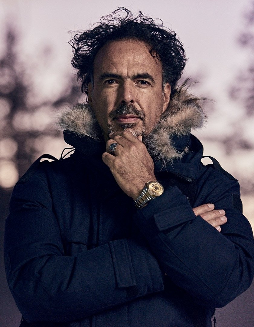 Rolex-and-cinema-alejandro-g-inarritu-TheLuxuryTrends