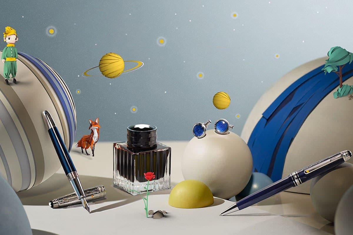 Montblanc Homenajea Le Petit Prince The Luxury Trends