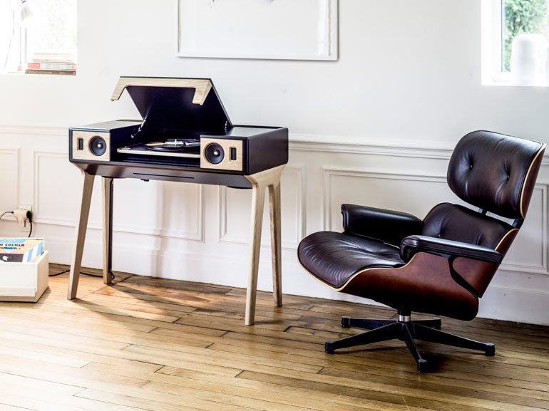 La Boite Concept, mobiliario con sonido envolvente