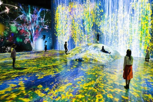 Borderless-art-mori-building-teamlab-digital-art-museum-TheLxuuryTrends