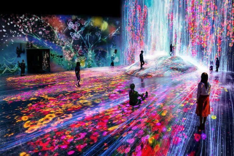 Borderless Art, el museo que te sumerge en una experiencia digital única