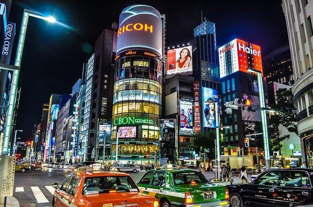 Calles-Comerciales-Ginza-Tokio-TheLuxuryTrends