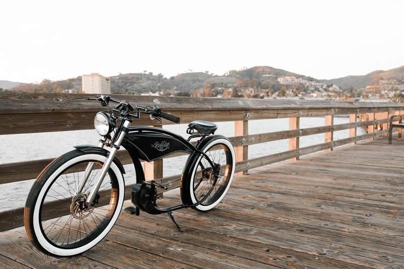 The Ruffian, la e-bike que destaca por su diseño vintage