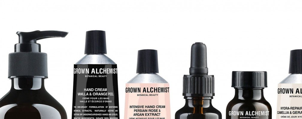 Grown Alchemist, la tecnología natural al servicio del cuidado de la piel