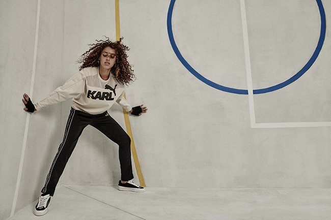 puma-lagerfeld-woman-TheLuxuryTrends