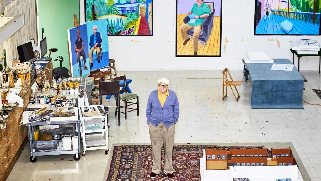 TheLuxuryTrends-Hockney-estudio
