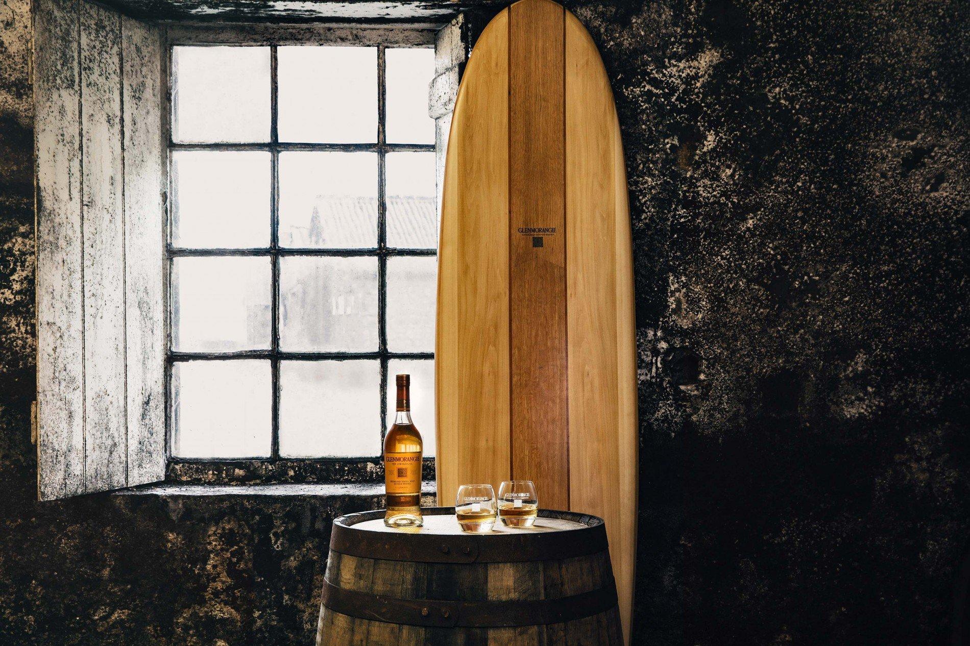 Glenmorangie, más allá de la barrica de whisky