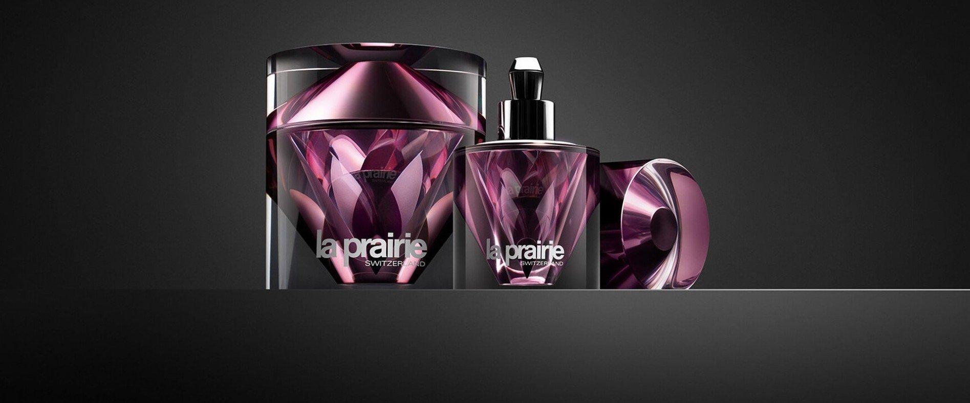 Platinum Rare Cellular Night Elixir de La Prairie, piel joven con solo una gota