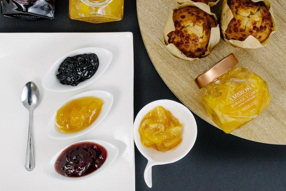 Mermeladas cítricas de Ambrossia, sabores únicos de temporada