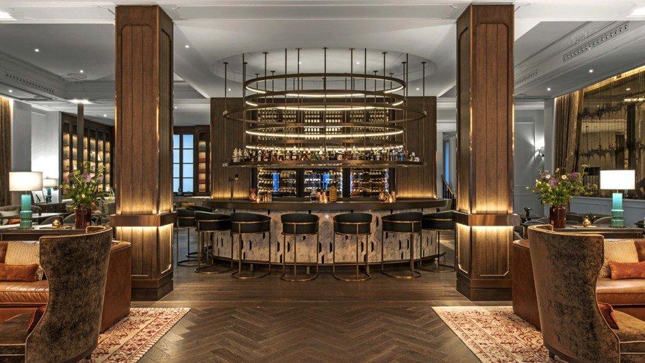 Gran Hotel Inglés de Madrid, el glamour de los años 20 traído a la modernidad