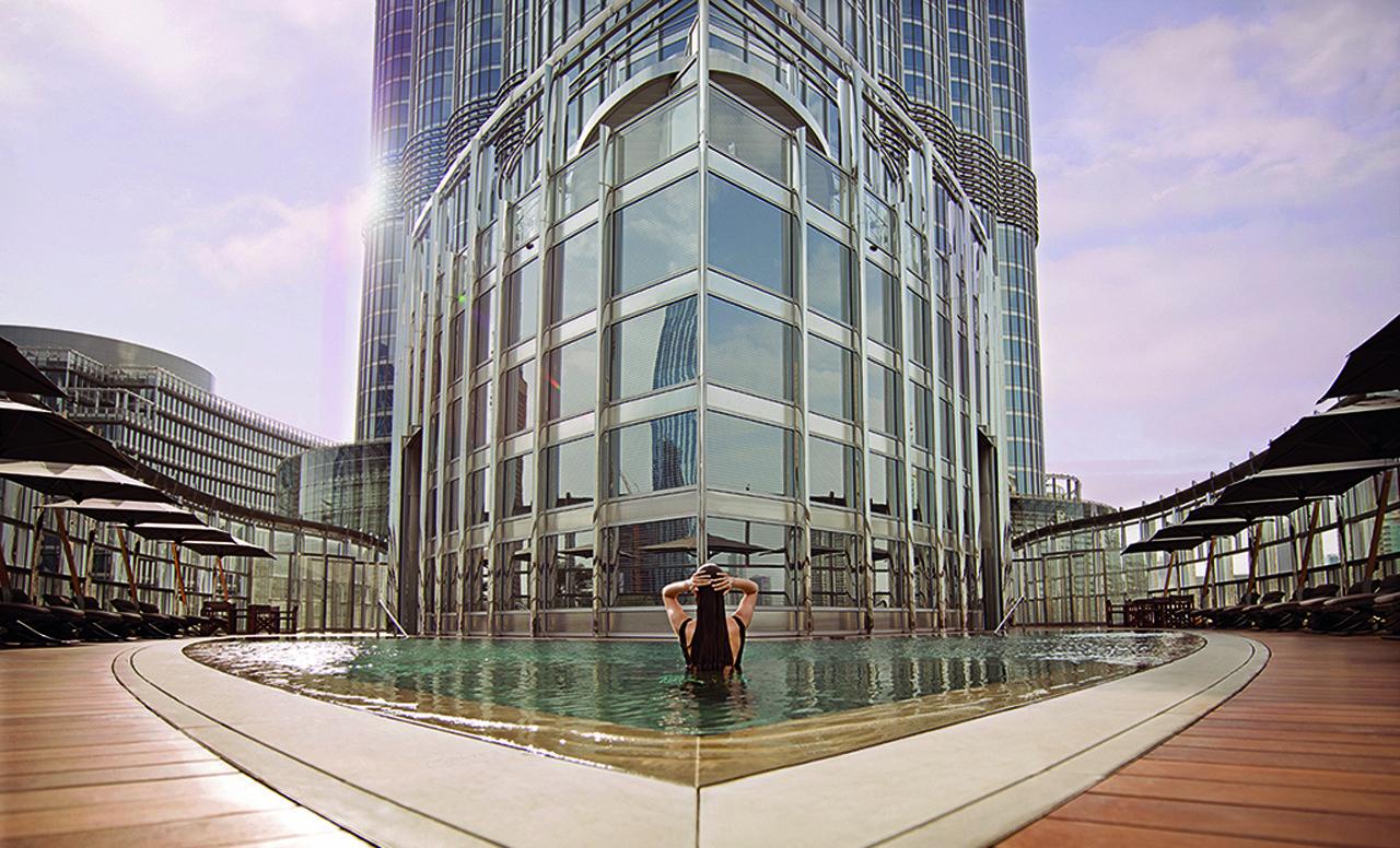 Relax & Wellness en Dubái de la mano de firmas de lujo italianas