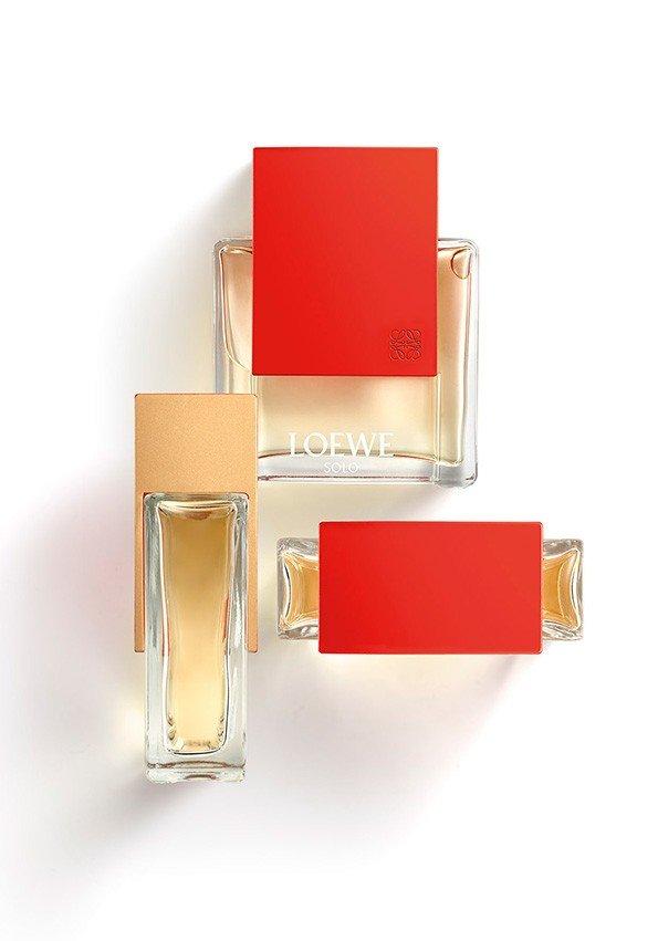 Solo Ella de Loewe, un perfume con personalidad que elogia la fuerza de la mujer