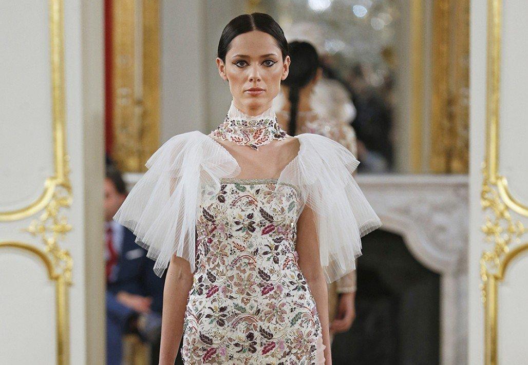 La moda española vuelve a la Alta Costura de París de la mano de Yolancris
