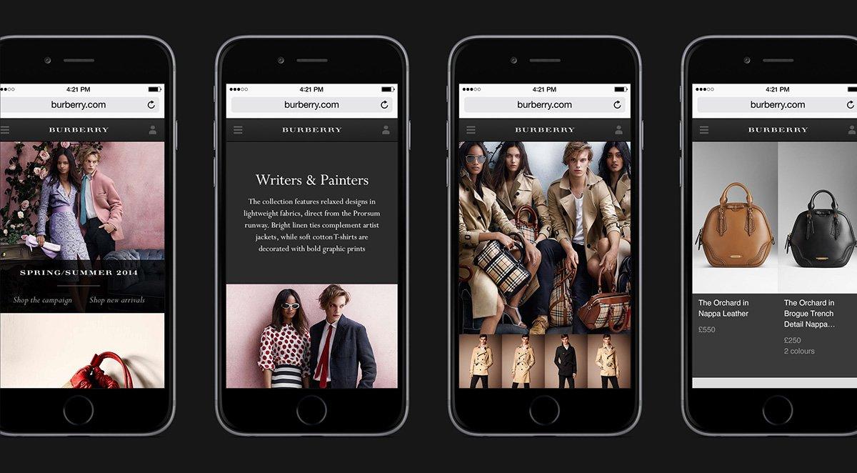 Más del 56% de las compras de lujo se hacen desde el móvil