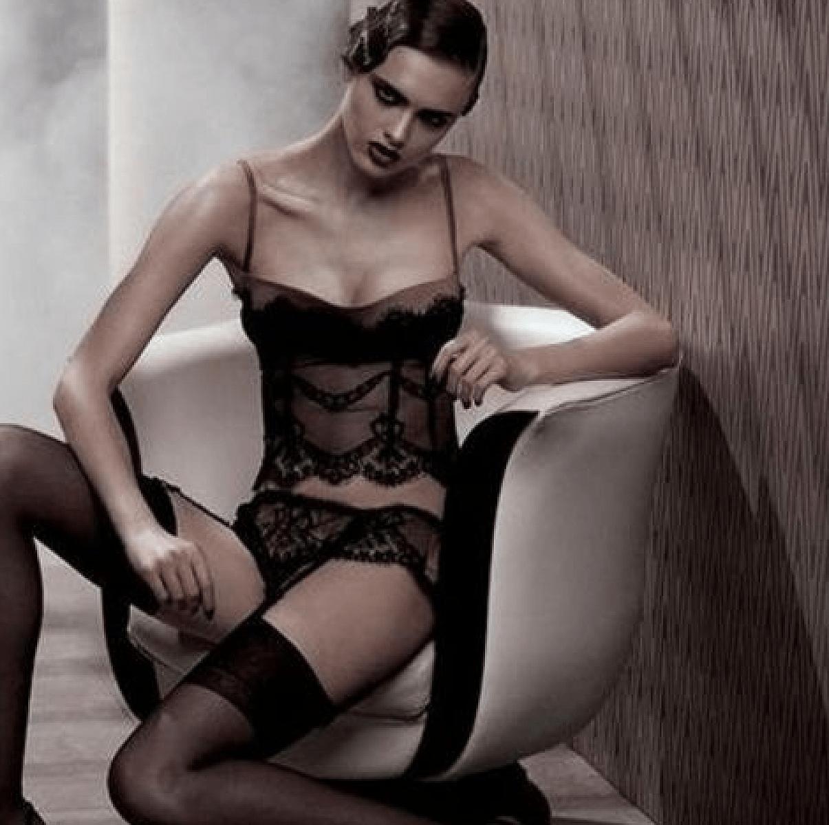 Este San Valentín, déjate seducir por la lencería de lujo
