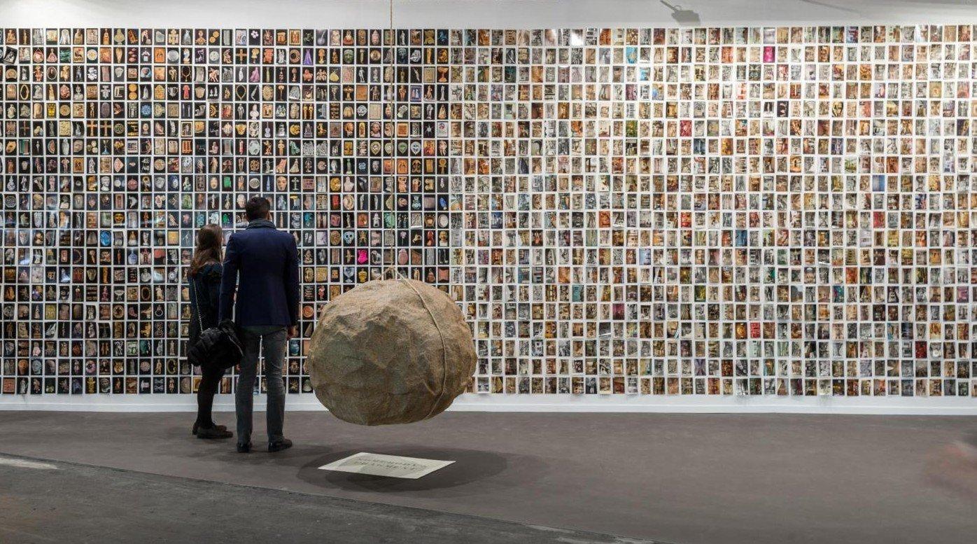 ARCOMadrid cierra una semana de arte con más de 100.000 visitantes