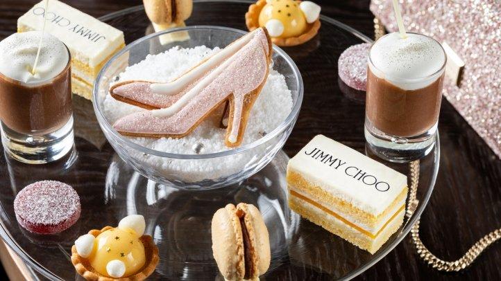 Afternoon Tea by Jimmy Choo, una tentación gastronómica difícil de rechazar