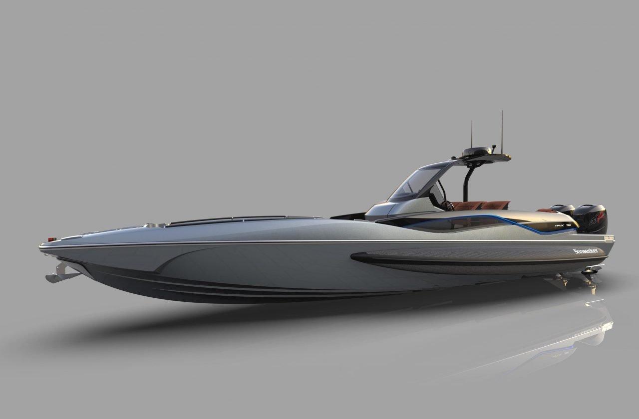 Hawk 38, el increíble nuevo modelo de Sunseeker