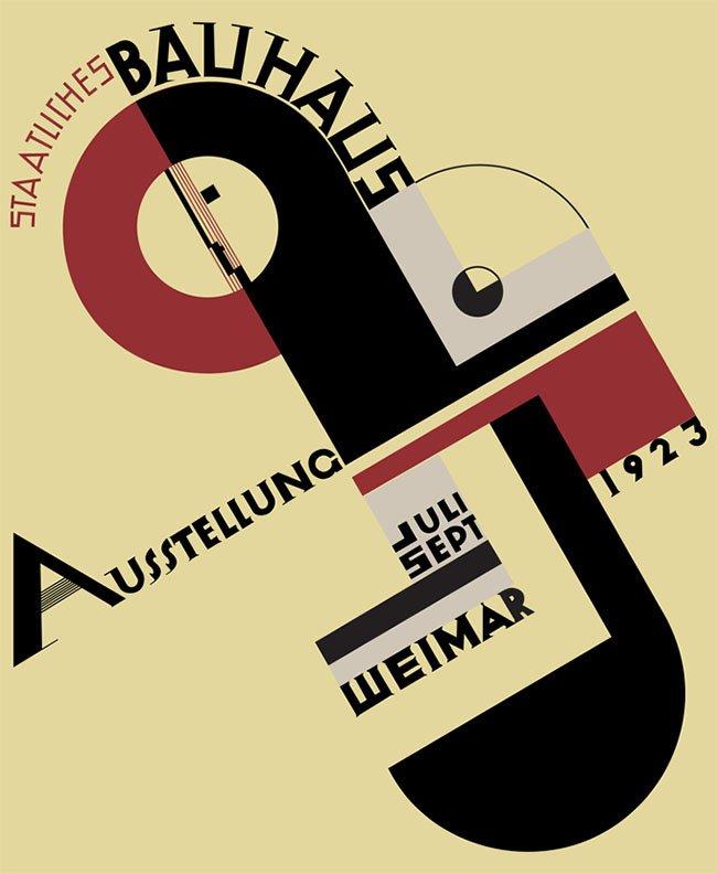 Escuela Bauhaus, cien años de diseño