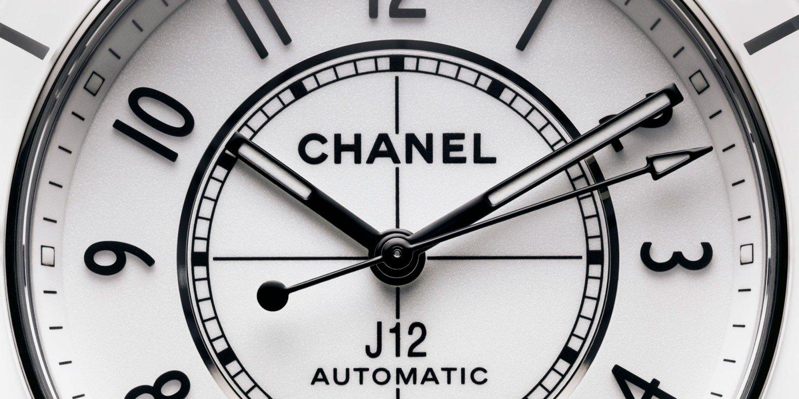 Nuevo J12 de Chanel, la actualización de un icono