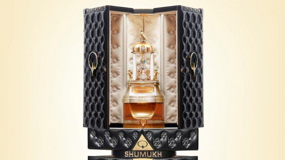 Shumukh, un tributo a Dubái en forma de lujoso perfume