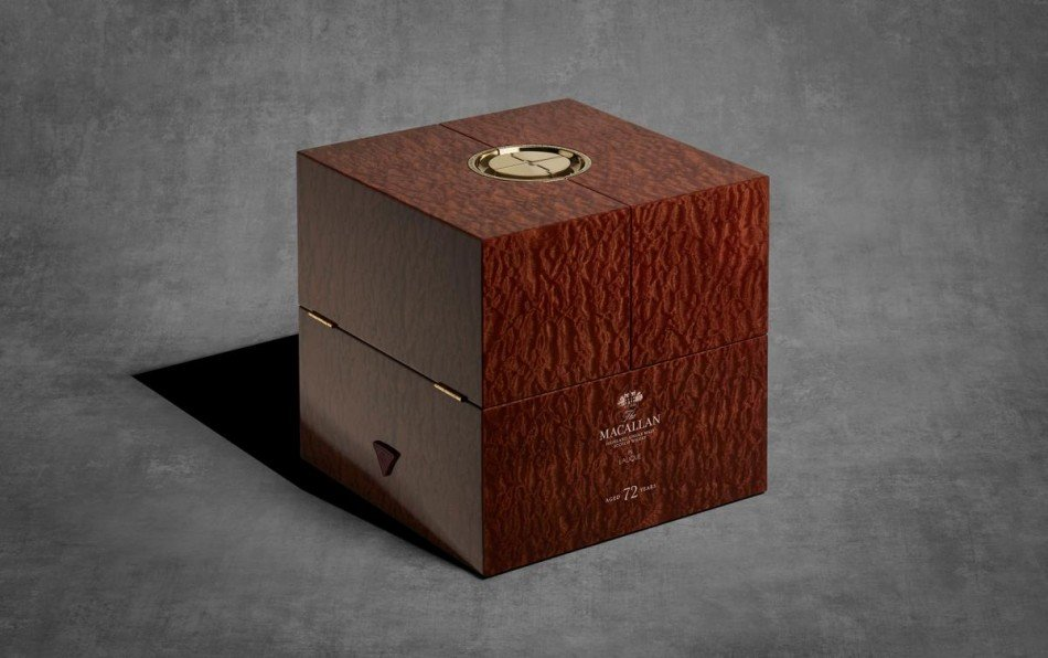 The-Macallan-Genesis-72YO-estuche-TheLuxuryTrends