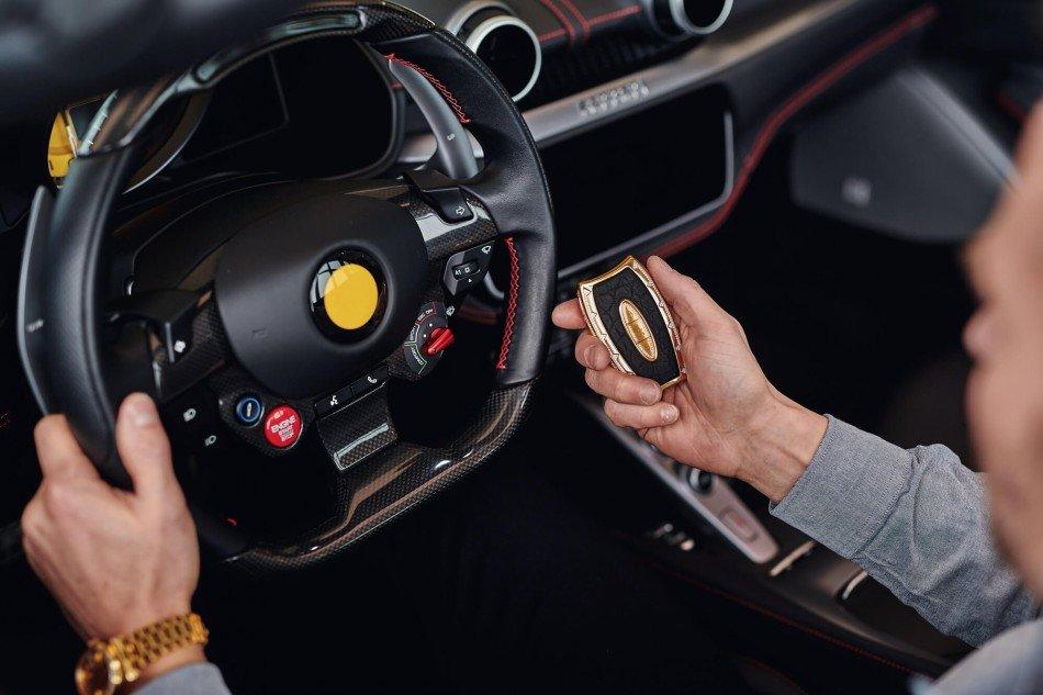 Awain Key, la llave más exclusiva para coches de lujo