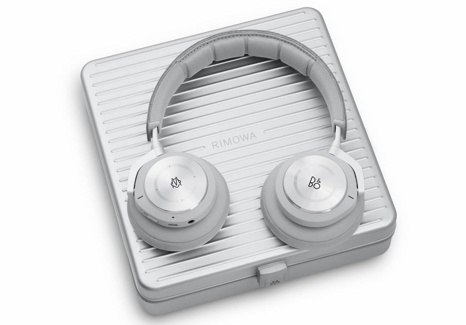 Rimowa x Bang & Olufsen Beoplay H9i, los nuevos auriculares que unen sonido y viaje