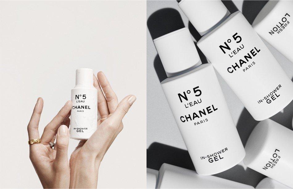 Chanel-nº5-eau-in-shower-gel-TheLuxuryTrends