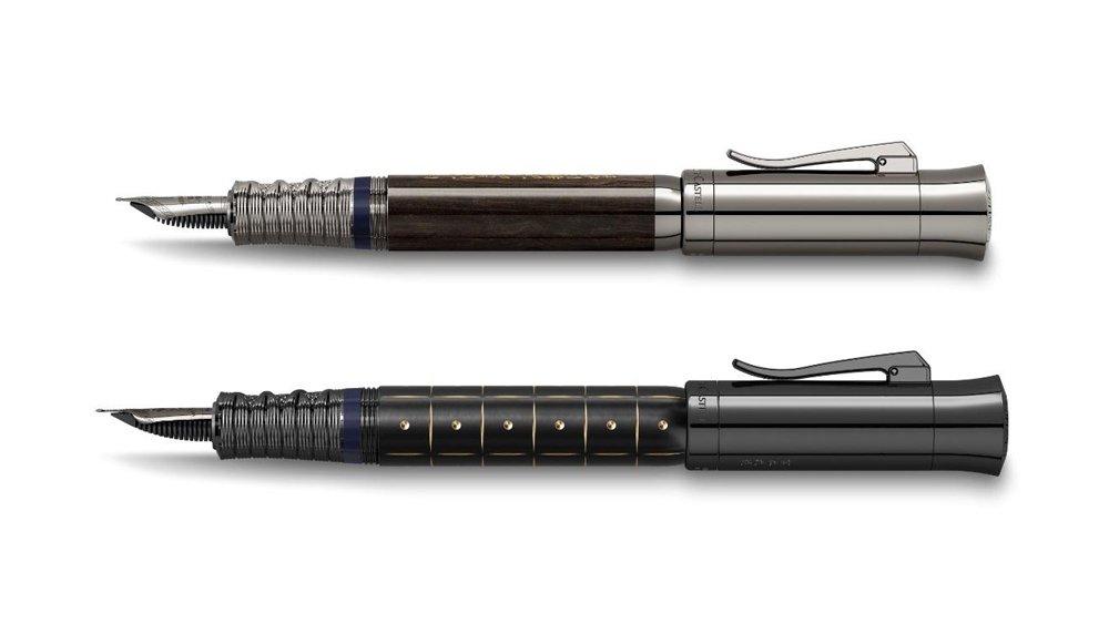 Faber-Castell-modelos-Samurai-TheLuxuryTrends