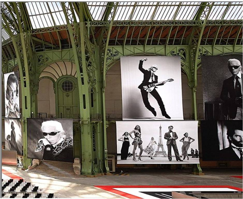 Karl-Lagerfeld-Grand-Palais-Paris-TheLxuuryTrends