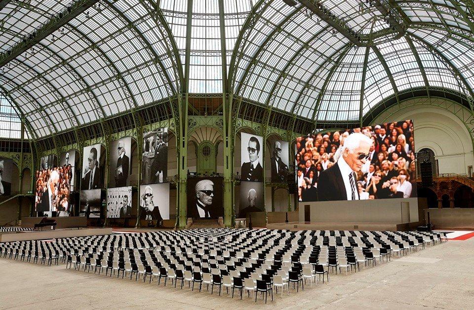Karl-Lagerfeld-homenaje-Grand-Palais-TheLuxuryTrends