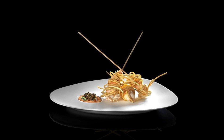 Le Calandre: alta cocina italiana, sencilla y deliciosa