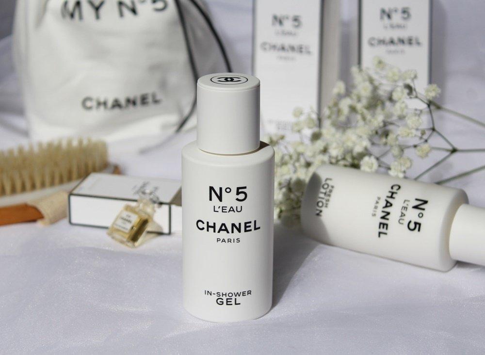 Chanel  Nº 5 L'Eau, más allá del perfume