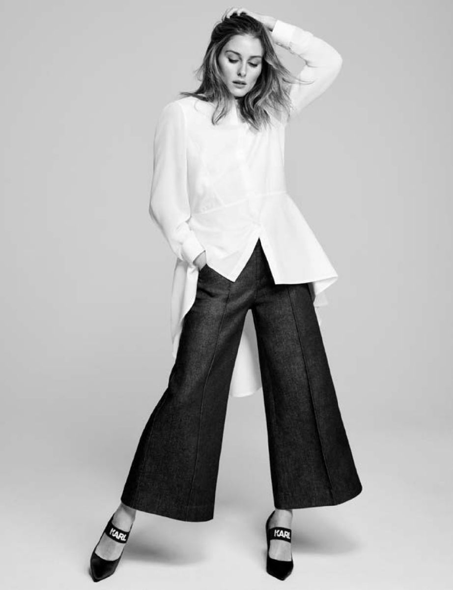 Karl-Lagerfeld-Olivia-Palermo-coleccion-capsula-TheLuxuryTrends